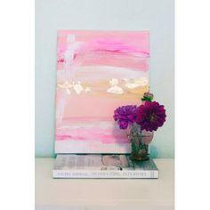 Emmaline abstract painting