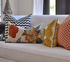 Image result for mixed pattern throw pillows