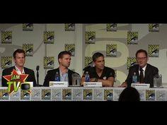 Person of Interest   Comic Con 2014  Part 4 - JAM TV