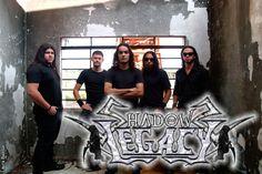 Resenha do Rock: Shadows Legacy: entrevista para rádio Educativa FM...