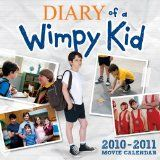 Diary of a Wimpy Kid Movie Calendar 2010-2011 « Library User Group