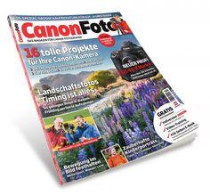 Die neue CanonFoto 2/2016 – ab jetzt im Handel.