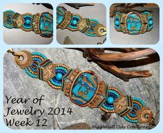 The Wigglebutt Blog: Year of Jewelry 2014 ~ Week 12