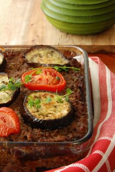 Turkish moussaka - no bechamel; I have been looking for a version for ages. Still looking for one similar to the version served at Anatolia in Bloomington, IN