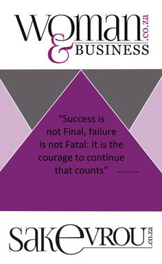 The courage to continue...