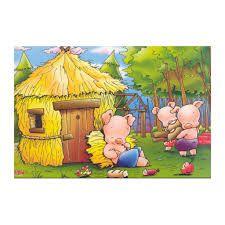 Resultado de imagem para flauta 3 porquinhos desenhos