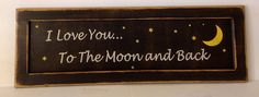 Let us create a completely custom handpainted rustic wooden framed sign for you. Sign measures 12 T X 36 W X 3/4 D . Back is left unpainted