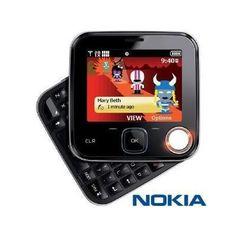 Nokia 7705 Twist CDMA Verizon Phone