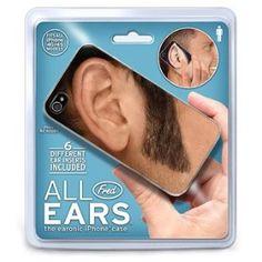 All Ears Men iPhone Case