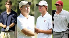 Georgia Tech's Ollie Schniederjans, Vanderbilt's Hunter Stewart, Stanford's Maverick McNealy and Alabama's Robby Shelton are all midseason Haskins Awards candidates.