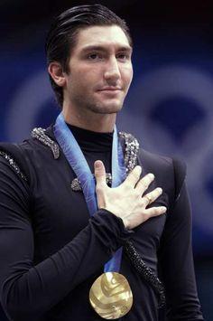 The Believer - 2002 Men's Olympic Figure Skating Champion, Evan Lysacek