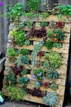 Loslegen mit Holz! Die 12 schönsten Pflanzkübel aus Holz, die in jedem Garten strahlen werden! - DIY Bastelideen