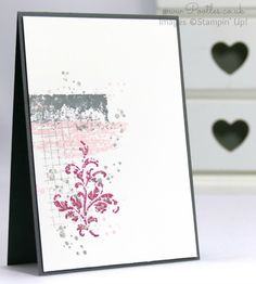 Pootlers Spring Blog Hop! features Stampin Up's Timeless Textures stamp set from the 2016 Occasions catalog
