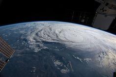 ¿Qué papel juega el cambio climáticoen el huracán Harvey o en el Irma?