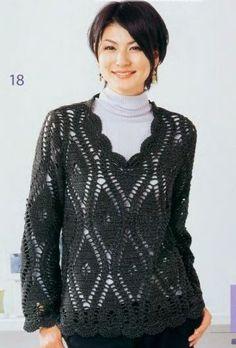 11.1 (360x532, 35Kb)      ♪ ♪ ... #inspiration_crochet #diy GB