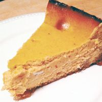 Part of our month long November #Recipes - featuring @josephphelps' Pumpkin Cheesecake recipe! Mmmmm!