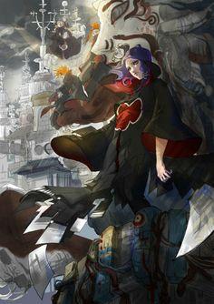Naruto Art, Naruto Uzumaki, Anime Naruto, Boruto, Anime Art Fantasy, Waifu Material, Galaxy Art, Manga, Akatsuki