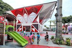 Galería de XX Bienal de Arquitectura de Quito 2016: Ganadores Categorías 'Hábitat Social y Desarrollo' y 'Rehabilitación y Reciclaje' - 16