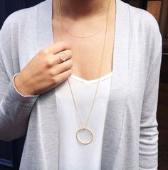 Layered Pernille Corydon Necklaces