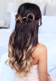 Quick & Easy Romantic Prom Hairstyle! #LuxyHairExtensions