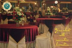 Get an #amazing #Wedding #decor from #Pandhi #Decorators. Just click on the link and book right now: http://goo.gl/b8Yj6q