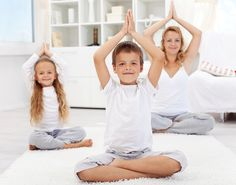 4 Meditation Tips for Kids.  My son first learned about meditation from one of his cartoons, now we do it all the time.  He loves it!