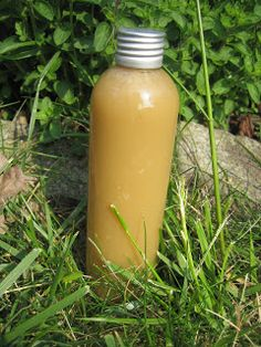 Créer vos produits naturels : simple et pas cher !: Savon d'alep liquide