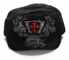 paisa hats   Crosscreek Military Black Cap - Cap07Black   eBay
