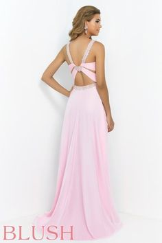 Blush Prom Dresses and Evening Gowns Blush 2015 Style 9989