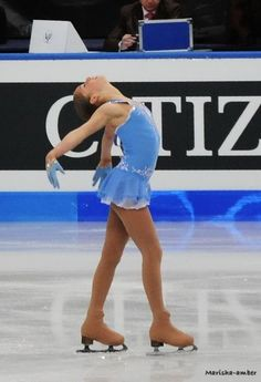 Julia Lipnitskaya  Junior Worlds
