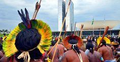 Michel Temer, a AGU e a legitimação do genocídio dos povos indígenas.