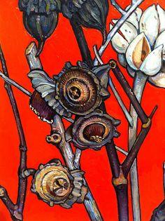 Criss Canning  - australian artist  = how bold