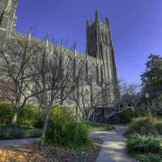 Duke University Virtual Tour, Durham, NC