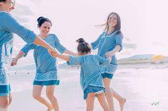 Bom dia e boa semana pra você e sua família  #familia #lifestyle #ensaiofamilia #praia #ensaiopraia #verao #ensaioverao #muitoamor #mulheres #girls #meninas #amor #love