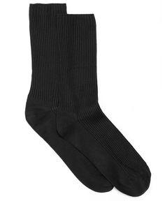 Hue Women's Classic Rib Socks