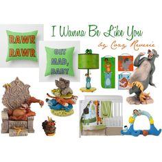Disney Baby: Jungle Book Nursery