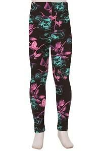 Shop at Leggings Depot for a wide variety of wholesale print leggings, basic leggings, jeggings, plus size leggings, and more. Basic Leggings, Plus Size Leggings, Floral Leggings, Printed Leggings, Leggings Depot, Teal And Pink, Neon Colors, Jeggings, Kids Outfits