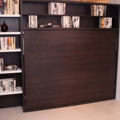 Queen Space Saving Wall Beds | Resource Furniture | Queen-Size Murphy Beds