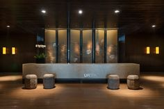 URSPA, The Puyu Wuhan, Urban Resort Concepts Hotel, China