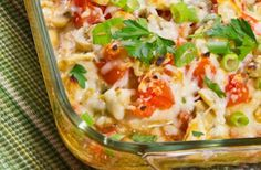 Buffalo Chicken Mac n Cheese Recipe by CHEF_MEG via @SparkPeople