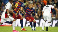 FC Barcelona - Bayer Leverkusen (2-1)   FC Barcelona