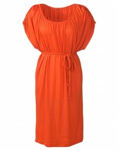 Wunderschönes Kleid aus Viskose ... Passt in jeden Urlaubskoffer (City oder Beach)