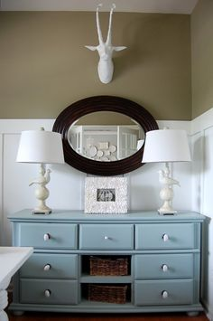 How to Decorate Series {day 19}: The Secret Art of Good Enough by Nesting Place