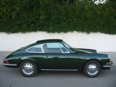 68 Porsche 912. My parents owned this car once upon a very long time ago.. Too cool