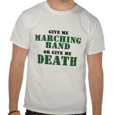 give me marching band or give me death - Google Search