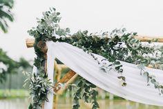 Casamento  Laura e Sebastian  Foto: Além Foto Decoração Estilo Vintage Decoração