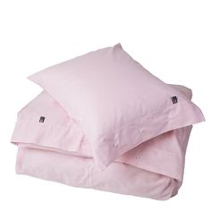 Buy Lexington Pink & White American Pin Point Oxford Duvet Online From Occa-Home
