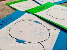 AS-kartelut: Lasten tekemä isänpäiväkortti #isänpäiväkortti  #fathersday #cards Kids, Young Children, Boys, Children, Boy Babies, Child, Kids Part, Kid, Babies