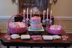 Well, It's Never Boring Around Here!: Baby Shower