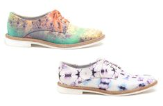 What I wouldn't give to own a pair of these!! MIISTA ZOE OXFORDS. Absolutely beautiful.